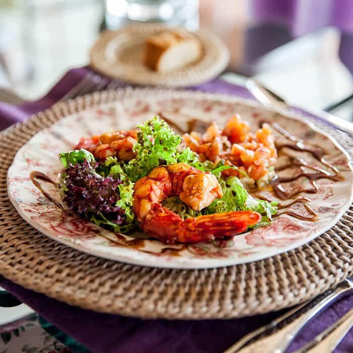 mediterranean food in Spain