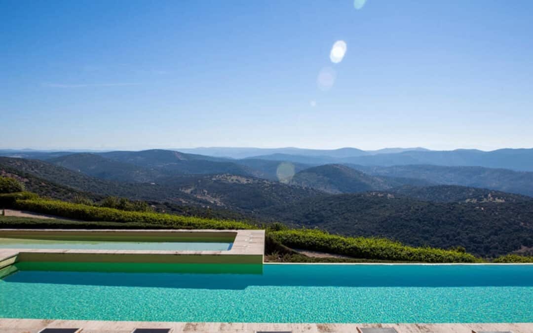 La Nava del Barranco experience a world-class country lodge estate in the heart of Spain