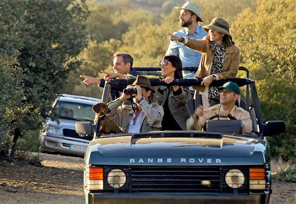 safari experiencias de lujo