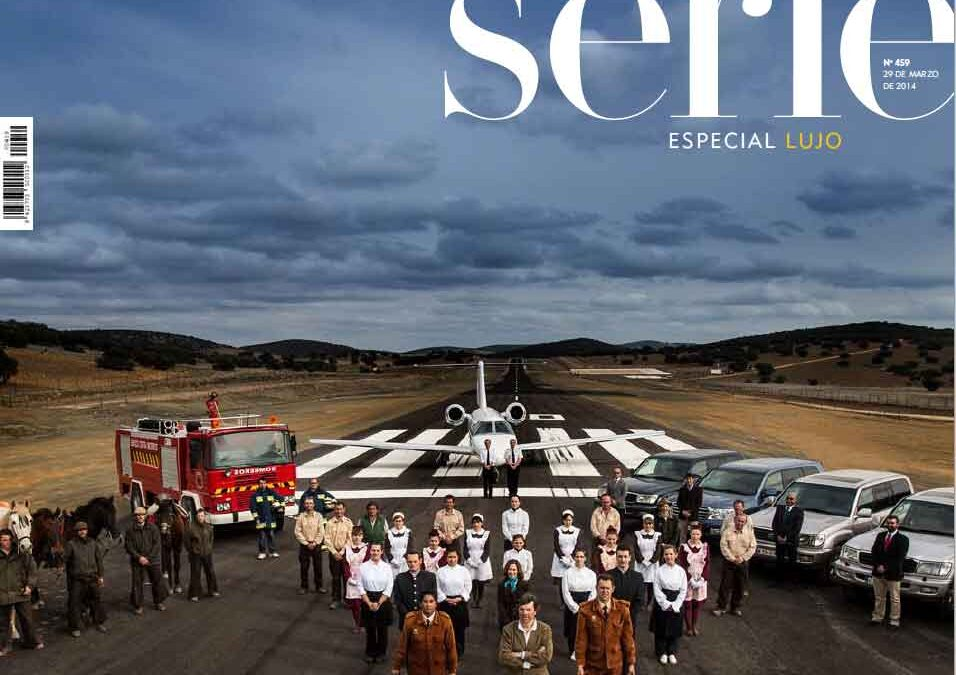 El paraíso de la jet en La Mancha